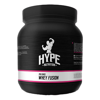 Hype Whey Fusion