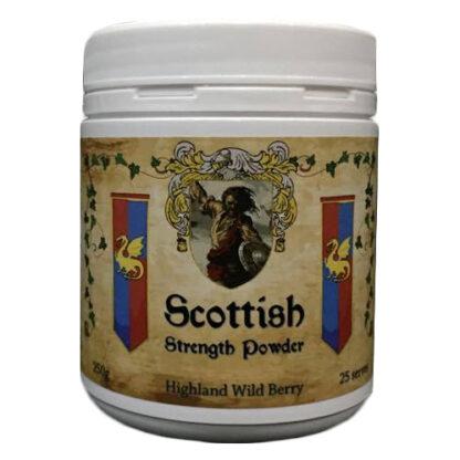 scottish strength powder