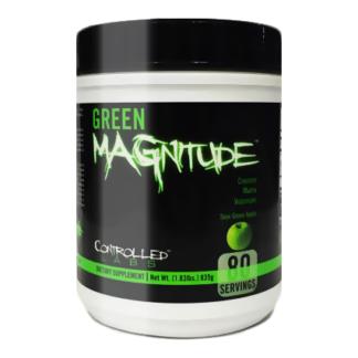 green magnitude