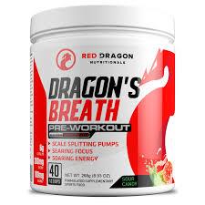 dragons breath pre workout